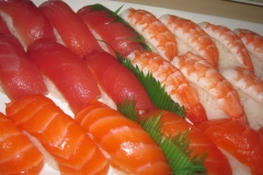 Finger-Food-Nigiri-Suhi-2- Spit Roast Catering Melbourne